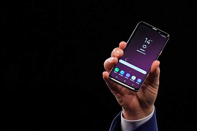 VIDEO: Samsung launches new S9 phone with augmented reality features