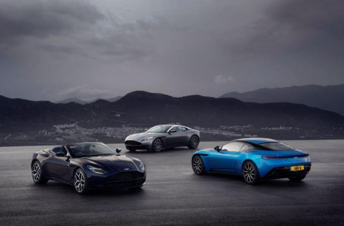 Aston Martin marks the 88th Geneva Motor Show