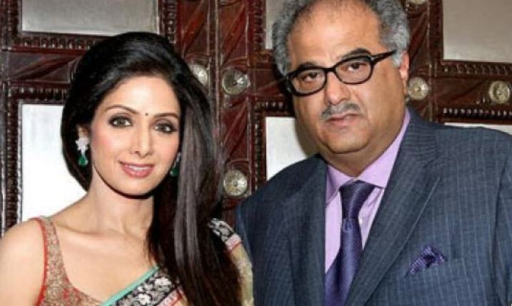 'I found Sridevi completely submerged in water but not a drop spilled outside the tub'