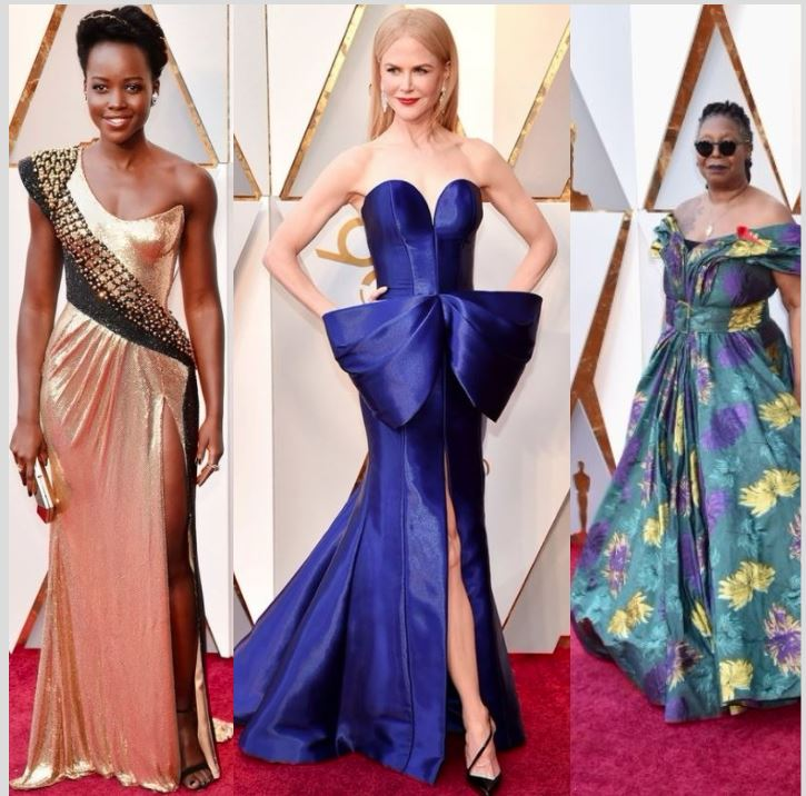 hollywood oscars 2018 best dressed and worst dressed