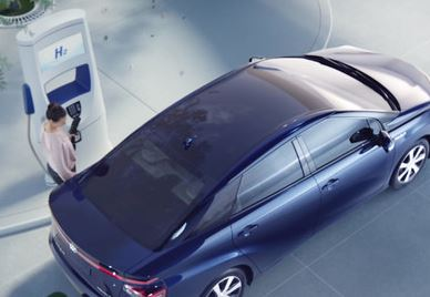 Japan car giants team up to build hydrogen stations
