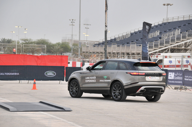 Fun in fast lane: Land Rover Experience Centre Bahrain marks its third anniversary