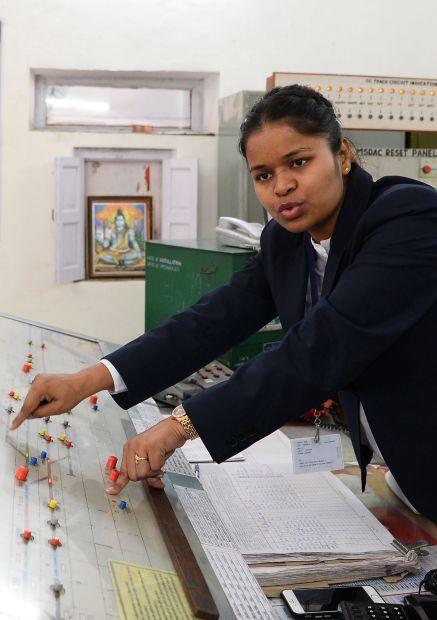OMG: India's all-women railway crew derail sexist attitudes