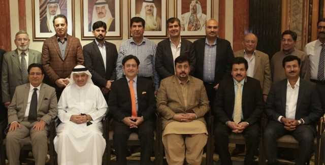 <p>A special dinner was hosted in honour of Pakistan's ambassador to Bahrain Javed Malik who was on a visit to Bahrain. The event was hosted by Pakistan Bahrain Friendship Society director Rana Abdul Rashid. Also present were several prominent members of the Pakistani and Bahraini community.</p>