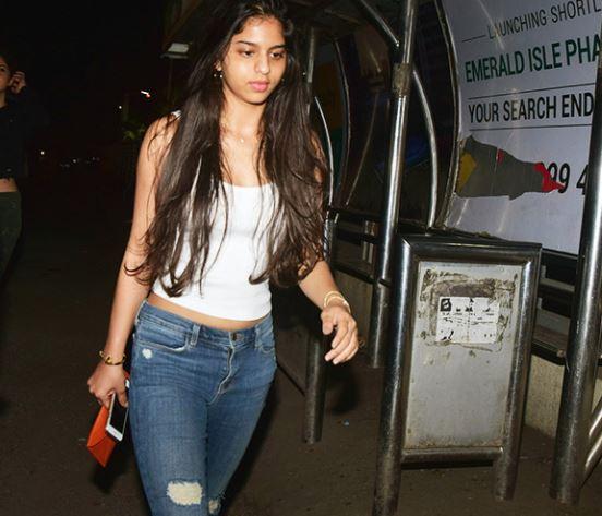 Shah Rukh Khan's daughter Suhana to be magazine covergirl