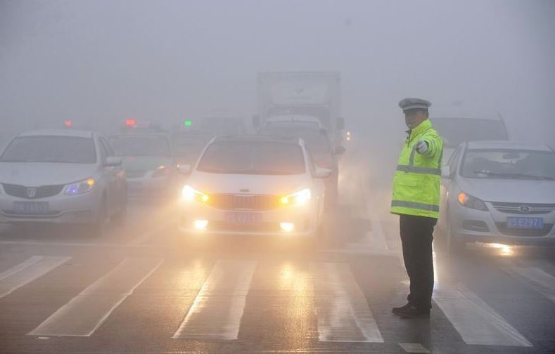 Study: China 'winning' war on smog, helping life expectancy