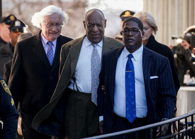 Five more Cosby accusers to testify at sex assault retrial