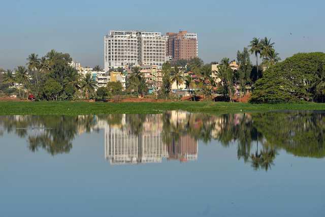 India's Silicon Valley faces man-made water crisis