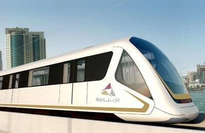 Qatar Rail receives first Lusail Tram