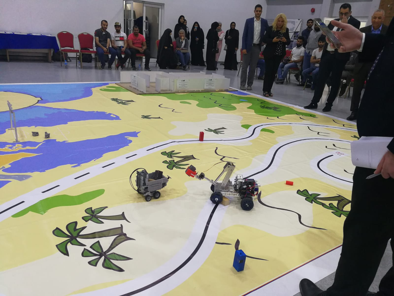 Local News: AMA university pupils seal spot in GCC robotics tournament