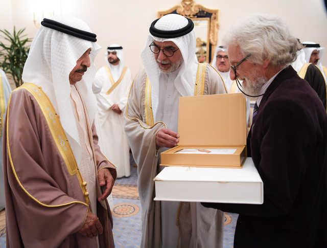 British researcher presents books to the Premier