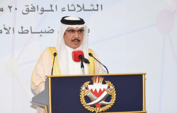 Interior Minister: Qatar co-operating with Iran's paramilitary force to promote terrorism