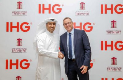 InterCon signs second Crowne Plaza in Doha