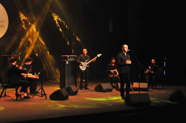 Photo Gallery: A selection of patriotic and Arabic songs were performed during the Jerusalem Arabic Music Ensemble