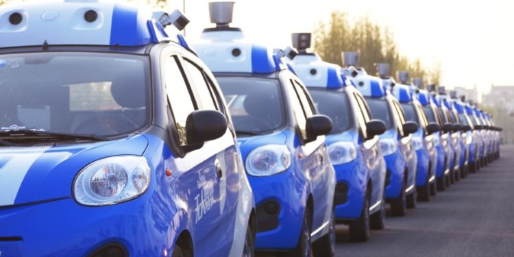 China gives Baidu go-ahead for self-driving tests after U.S. crash