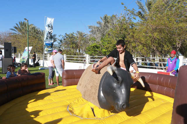Photo Gallery: American Chamber of Commerce Bahrain held a family fun day BBQ at the Royal Golf Club Bahrain