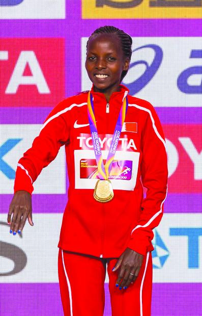 Bahraini team set for IAAF half-marathon