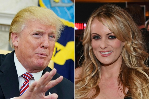 Porn actress to talk about alleged Trump affair in TV interview