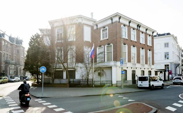 Mexico Russian Consulate In Netherlands