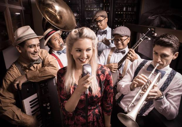 The Swing Revue to spice up lounge party