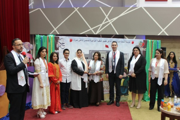 Al Hekma School celebrates International Women's Day
