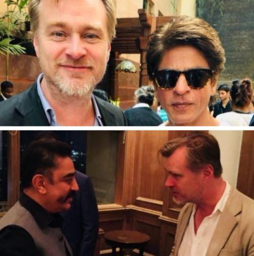 Nolan bats for celluloid filmmaking on India trip