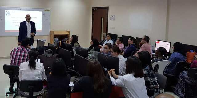 Quality training for AMAISB teachers