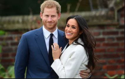 UK's Prince Harry and Meghan pick fashion favourite for wedding flowers