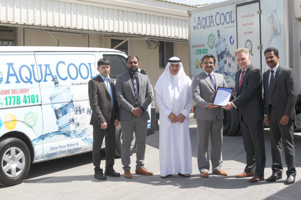 Aqua Cool committed to global safety standards