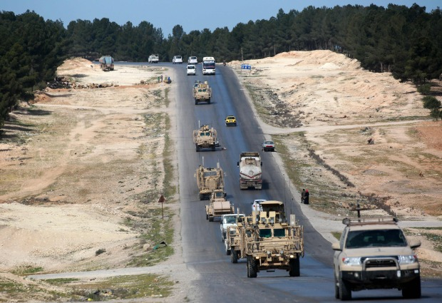 US-backed fighters on high alert in Syria's Manbij