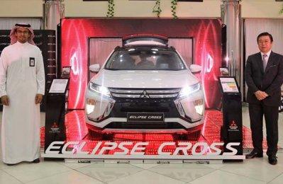 All-new Mitsubishi Eclipse Cross launched in Saudi Arabia
