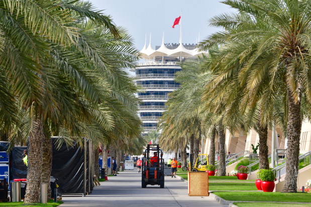 Sports events to heighten F1 frenzy