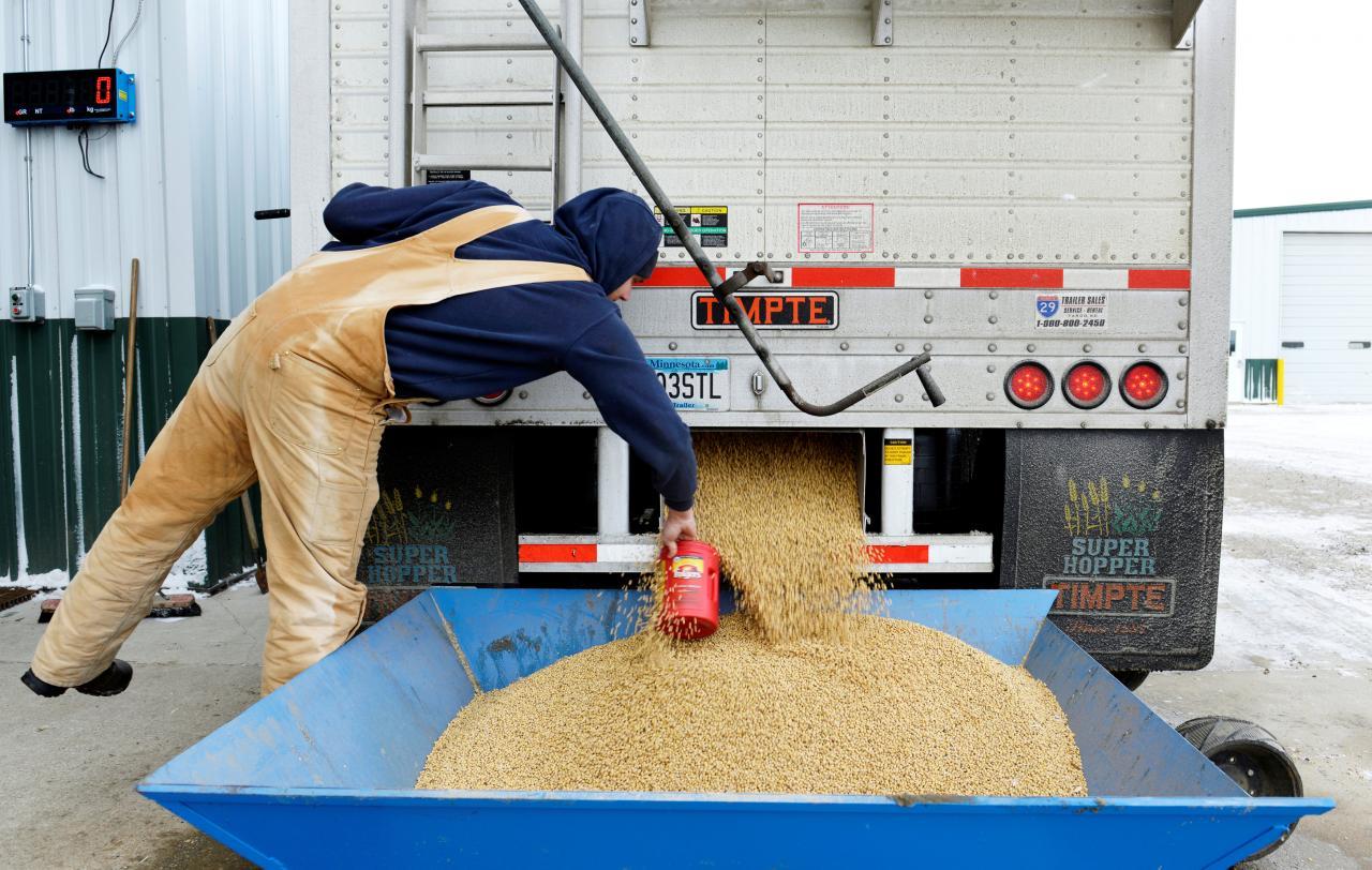 China retaliates for US tariffs, slaps duties on soybeans, planes, autos