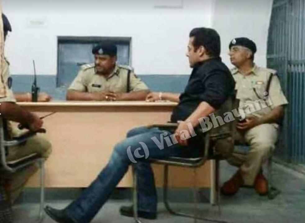 Salman Khan gets five year jail term for blackbuck poaching case