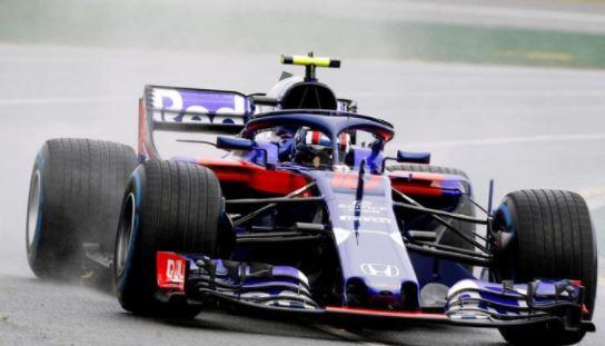 Honda replaces Toro Rosso engine parts