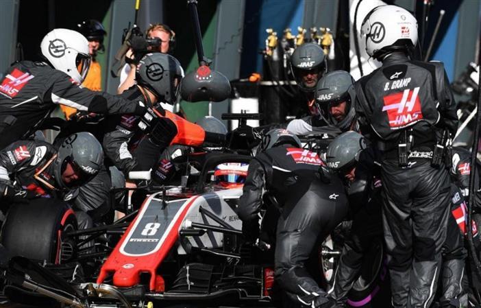 Haas swap pit crew after Aussie fiasco