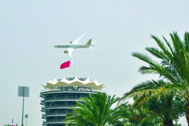 VIDEO: Bahrain F1 set for a flying start