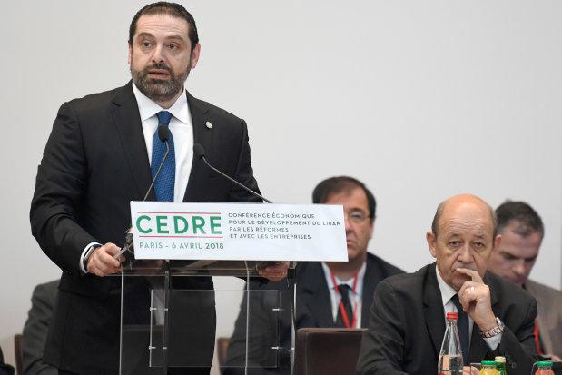 International donors to plough billions into Lebanon