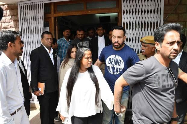 Bollywood star Salman Khan granted bail
