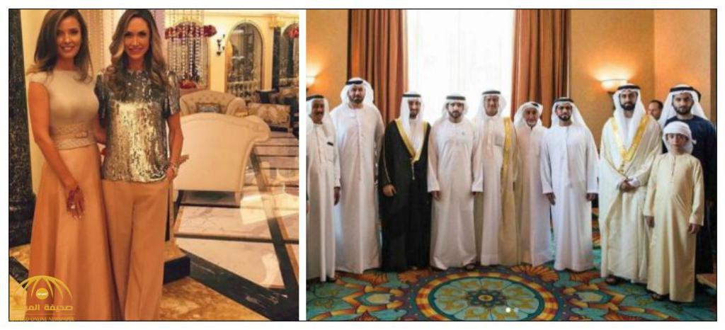 Trump's sons attend wedding ceremony in Dubai