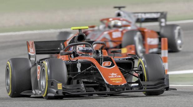 Norris bags F2 pole slot