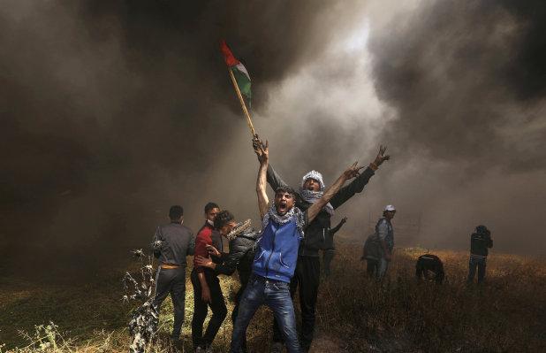 Palestinian journalist shot by Israeli troops dies: ministry