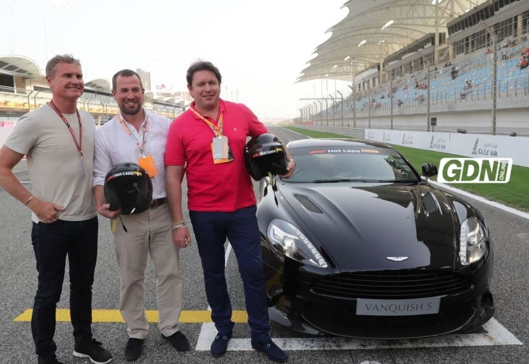 Bahrain News: Race Day in Photos: Bahrain Grand Prix 2018