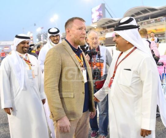 Bahrain News: PHOTOS: Celebrities add glitter to Bahrain Grand Prix