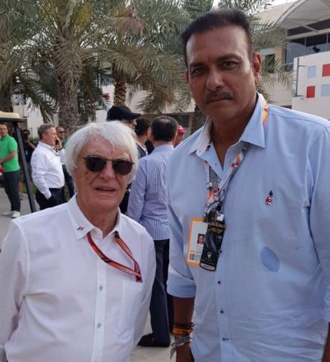 Bahrain News: PHOTOS: Celebrities add glitter to Bahrain Grand Prix