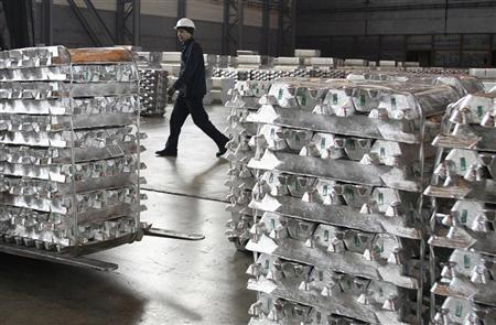 Aluminium giant Rusal share price halved after US sanctions