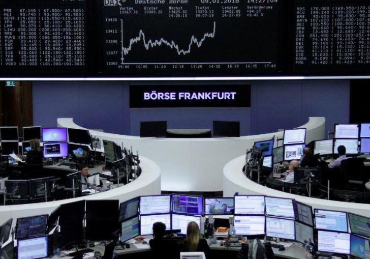 European shares rise as trade optimism spreads