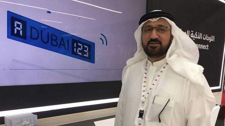 Dubai car number plates likely to go digital