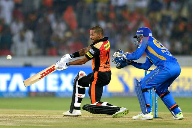 Hyderabad kick off IPL season with easy win over Rajasthan