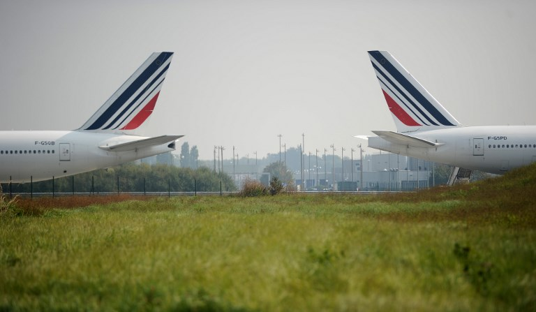 Air France says 7 days of strikes cost company 170 mn euros